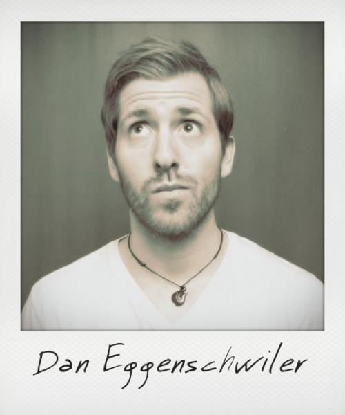 Dan Eggenschwiler, Senior Designer